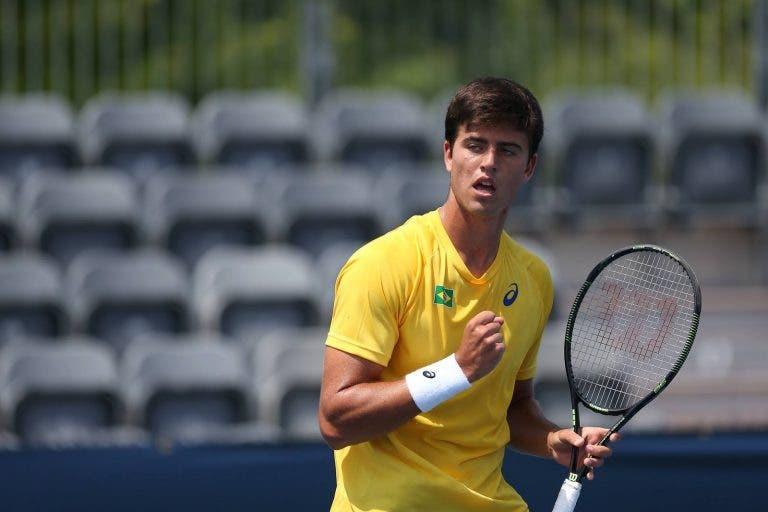 João Menezes e Thiago Wild vão estar na fase de qualificação do Australian Open