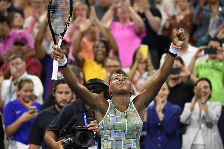 Lansdorp faz comparação entre Serena Williams e Cori Gauff