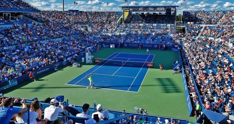 Também confirmado: Masters de Cincinnati joga-se em Nova Iorque