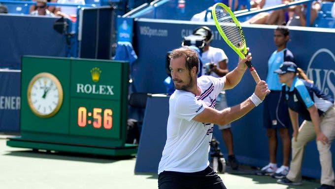 As principais subidas do ranking ATP: Gasquet e Rublev em destaque e duas estreias no top 20 mundial