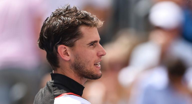 Thiem: «Sou top 5, não posso estar tão mal nos outros Grand Slams que não Roland Garros»