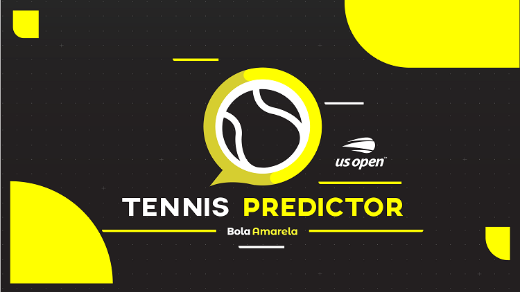 Anunciados os vencedores do US Open Tennis Predictor
