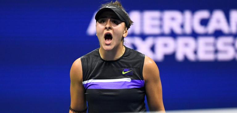 Annabel Croft: «Andreescu é a versão feminina de Federer»