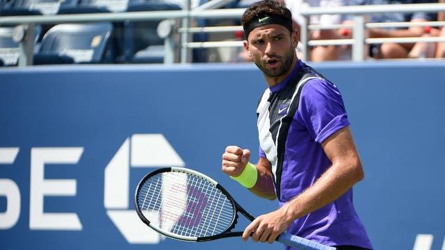 Depois de perder Del Potro, ATP 250 de Estocolmo oferece wild card a Dimitrov