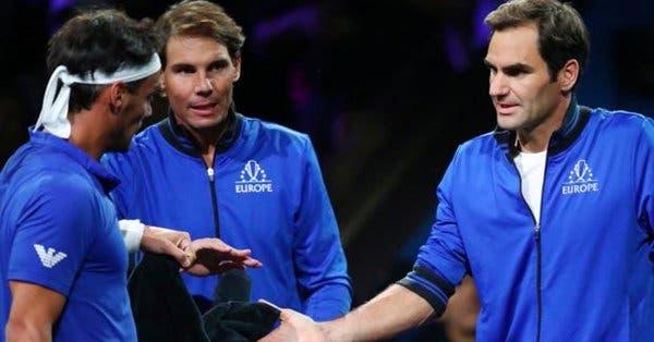 Nadal e os 'coachings' de Federer: «Sou melhor treinador do que ele»