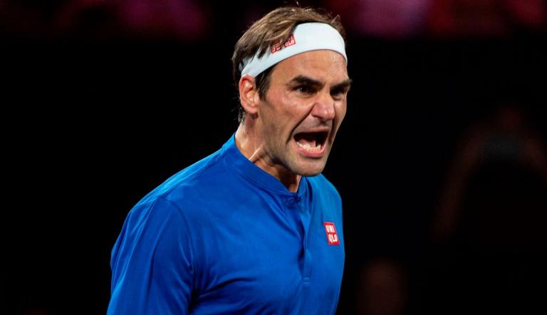 Federer: «Perdi a minha voz ao gritar depois de ganhar»