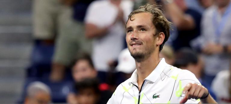 Safin sobre a final do US Open: «Medvedev pode perfeitamente vencer, o Nadal é apenas experiente»