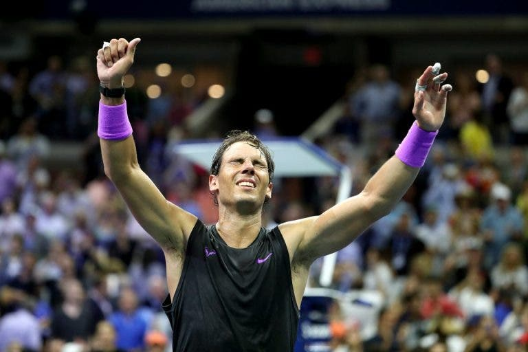 Eis o novo top 10 ATP: Nadal espreita a liderança de Djokovic, Medvedev já é top 4
