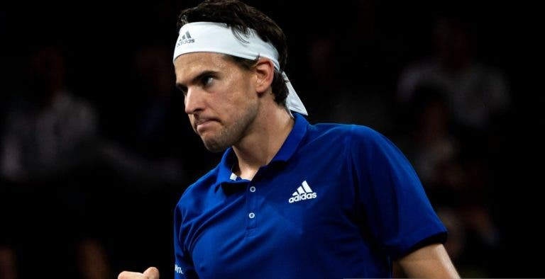 Laver Cup 2019: siga Dominic Thiem vs Nick Kyrgios no nosso live center
