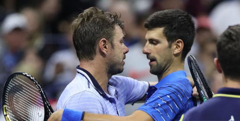 Para Wawrinka, Djokovic é o Big 3 mais 'fácil' de defrontar: «Consigo ultrapassá-lo em potência»