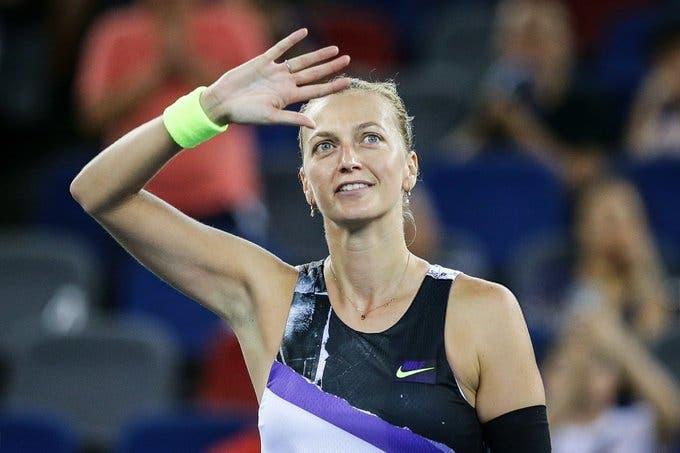 Kvitova joga o US Open: «Não me posso dar ao luxo de falhar Grand Slams»