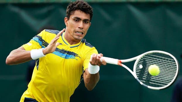 Thiago Monteiro eliminado na qualificação do ATP de Doha