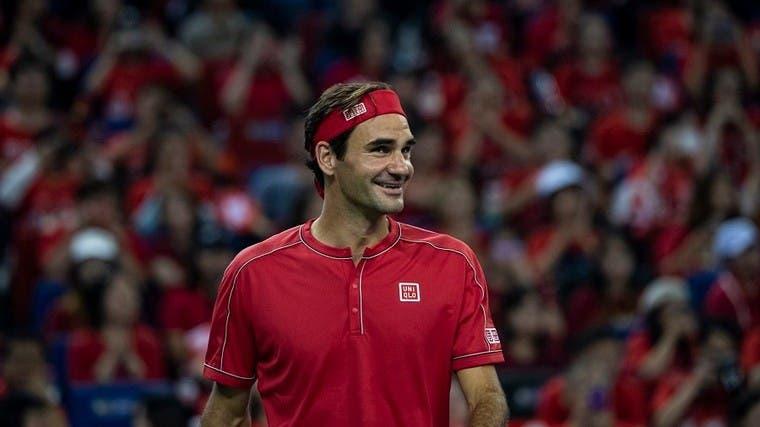 Sem descanso: Federer vai viajar praticamente 100 mil km (!) nos próximos cinco meses