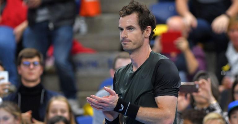 Murray explica a sua situação física e a possibilidade de voltar a ser operado