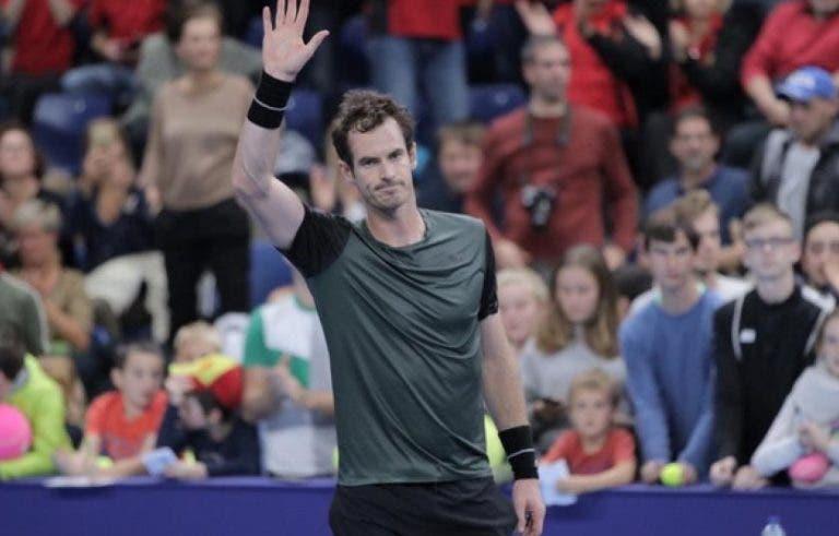 Confirmado: Murray não precisa de wild card para o US Open após nova desistência
