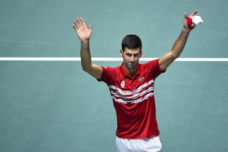 Djokovic sugere que a Taça Davis se jogue após o US Open e apresenta um possível novo formato