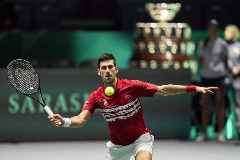 Djokovic e Murray criticam desistência do Canadá nos pares: «Isto não devia ser permitido»
