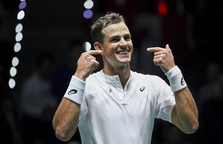 Pospisil deixa o 'alerta' ao US Open: «Muitos tenistas não querem jogar»