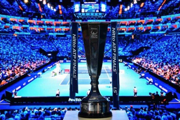 ATP Finals deverão ser jogadas sem público na (gigante) O2 Arena