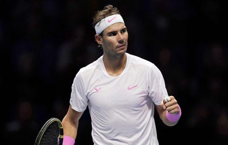 Antiga top 13 mundial revela que teve 'romance' com Rafael Nadal