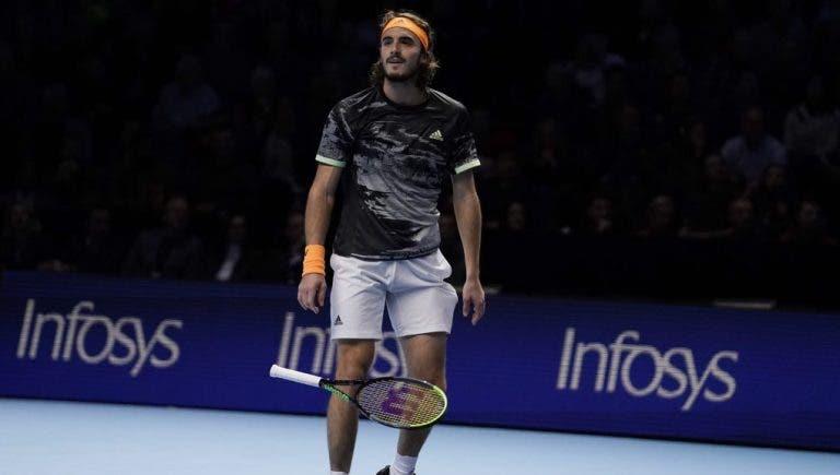 Tsitsipas e os break points salvos contra Federer: «Não os vi como uma pressão, mas sim um desafio»