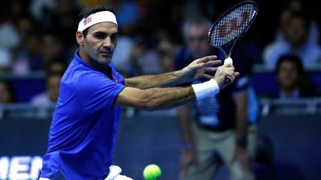 Descubra a diferença de idades entre Federer e todos os adversários do suíço em 2019