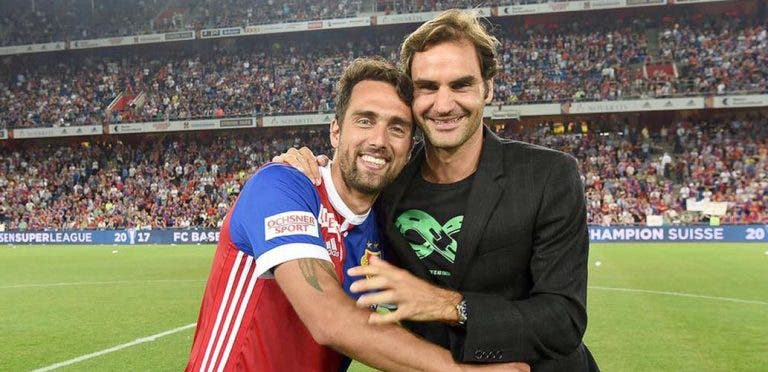 Delgado: «Federer queria ser jogador de futebol. Ele joga bem»