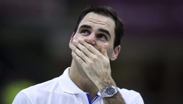 Como uma vitória frente a Federer ajudou um antigo jogador a trabalhar… num banco importante