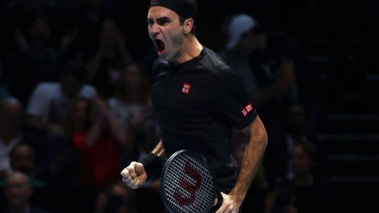 Federer e o triunfo frente a Djokovic: «Esta vitória conta o dobro com a minha idade»