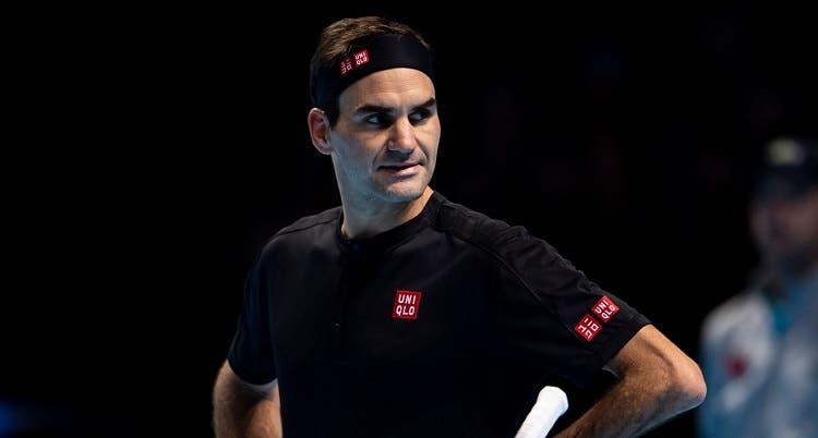 Federer: «Força mental nos break points? Ele serviu ao corpo e eu falhei»