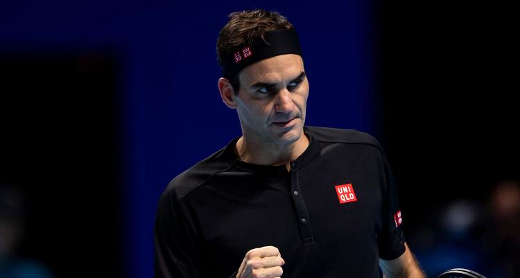 Federer aconselha outros tenistas: «Sonhem alto, mas com segurança»