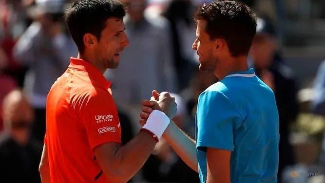 Thiem sobre o duelo com Djokovic: «Vou rever o jogo de Roland Garros que tivemos este ano»