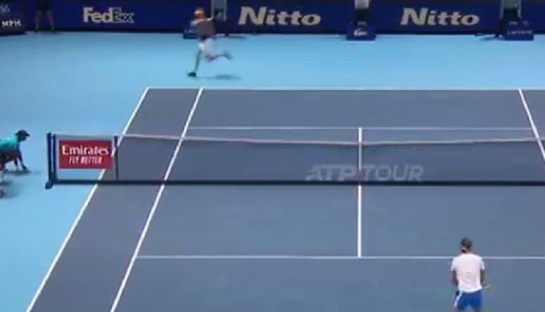 [VÍDEO] Zverev derrotou Nadal com pontos destes e partilhou nas redes