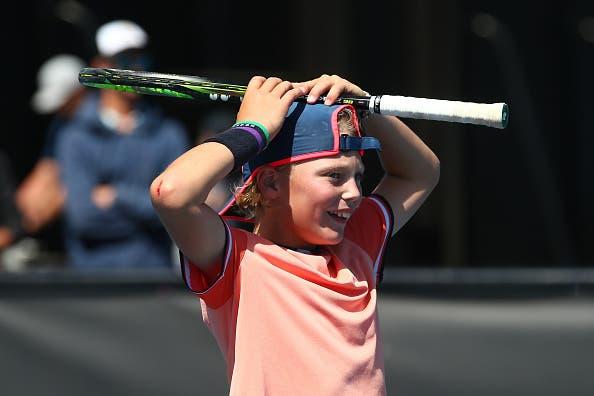 [FOTOS] O tempo voa: filho de Lleyton Hewitt também já joga… o Australian Open
