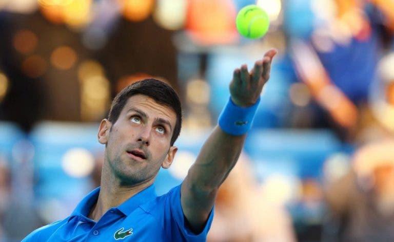 Djokovic e o Adria Tour: «Parece que há uma 'caça às bruxas' contra mim»