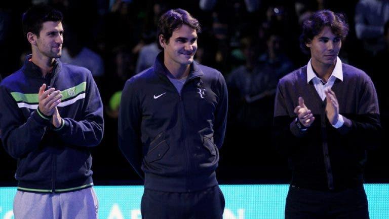 Thiem: «Não consigo escolher entre Federer, Nadal e Djokovic»