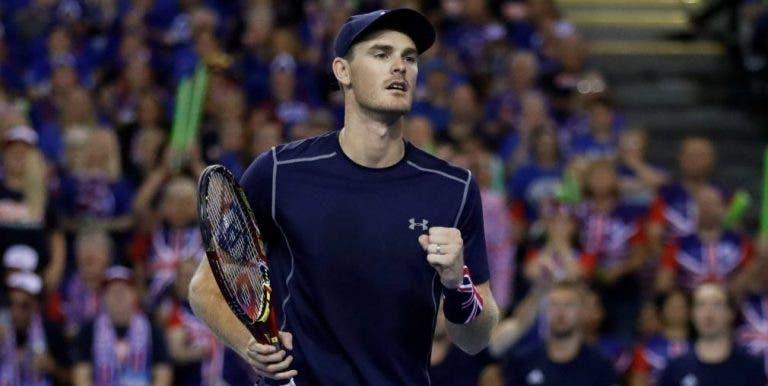 Jamie Murray: «É mau que se tomem decisões sem contar com a opinião dos tenistas»