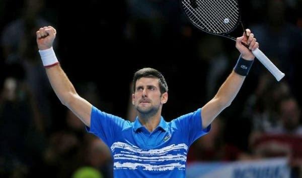 Sharapova desafiou Djokovic a fazer doação para combater os incêndios e o sérvio respondeu em grande