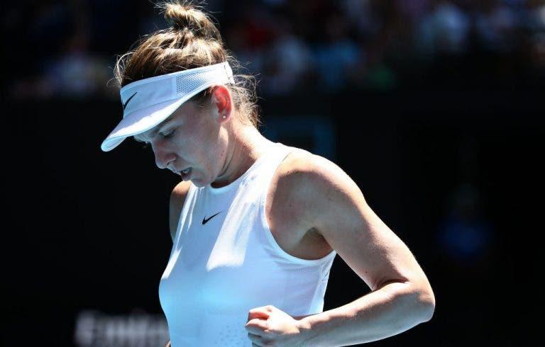 Halep 'apoia' Federer: «União ATP e WTA fortaleceria muito o ténis»