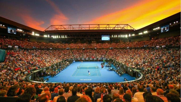 Alerta no Australian Open: ar irrespirável a poucas horas do qualifying