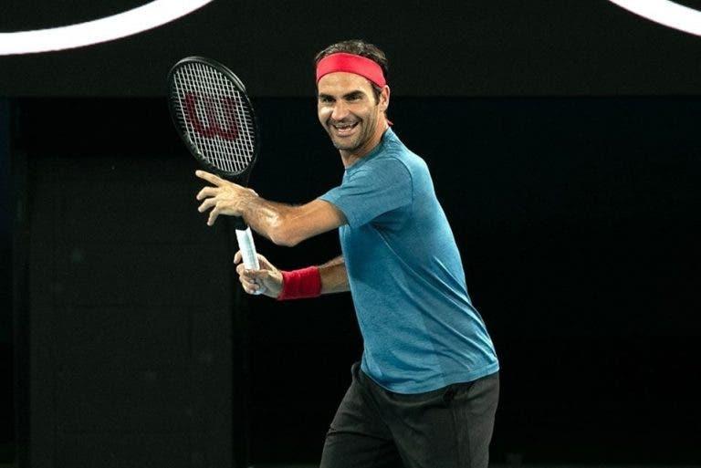 Australian Open: já se sabe quem joga na segunda-feira (louca)