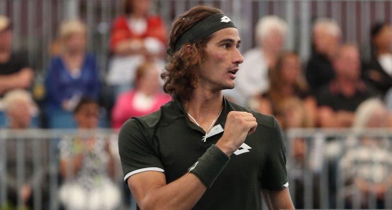 Harris atinge primeira final ATP da carreira aos 22 anos