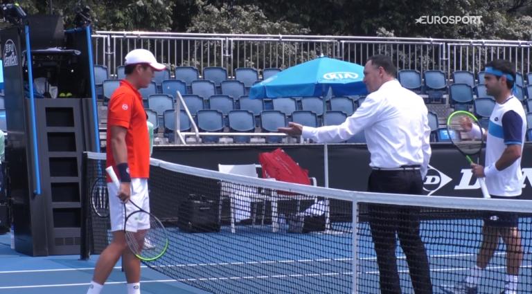 Australian Open: qualifying arranca em condições de 'péssimo ar'