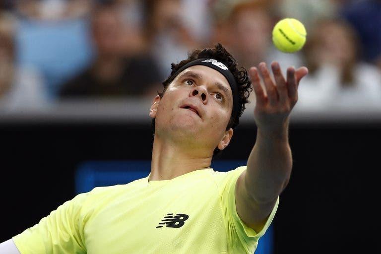 Raonic e o Adria Tour: «Djokovic pode ter contraído o vírus a jogar basquetebol»