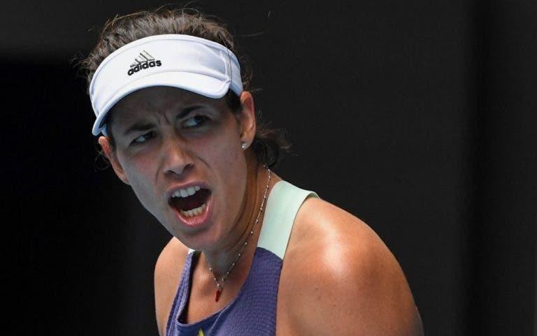 Muguruza elimina jogadora da casa e avança para a 3.ª ronda do Australian Open