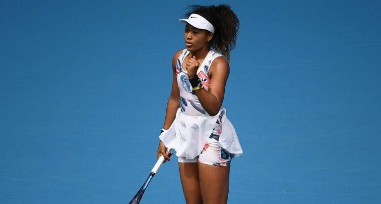 Naomi Osaka: «A decisão tomada com os Jogos Olímpicos foi a correta»
