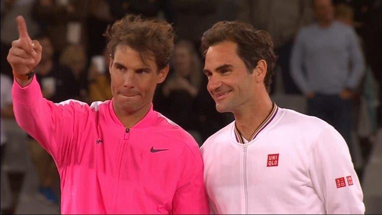 Toni Nadal: «Federer é um dos melhores atletas de sempre, Nadal pode chegar a esse grupo»
