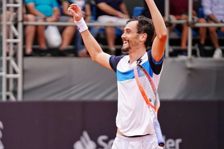 Mager volta a vencer no Rio Open e atinge a sua primeira final ATP
