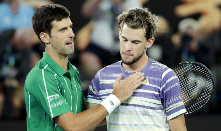 Garin diz que o Chile parou durante a final do Australian Open para torcer… por Thiem