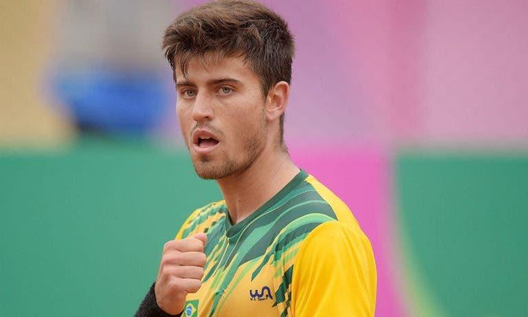João Menezes assume vaga de argentino e liberta Wild Card para o Rio Open